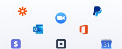 Square Zapier Outlook Calendar Zoom Stripe Paypal Office 365 Google Calendar